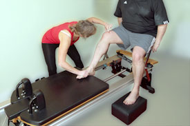 Osteopathy and Pilates, West Sussex